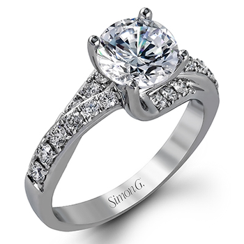 DR237 ENGAGEMENT RING