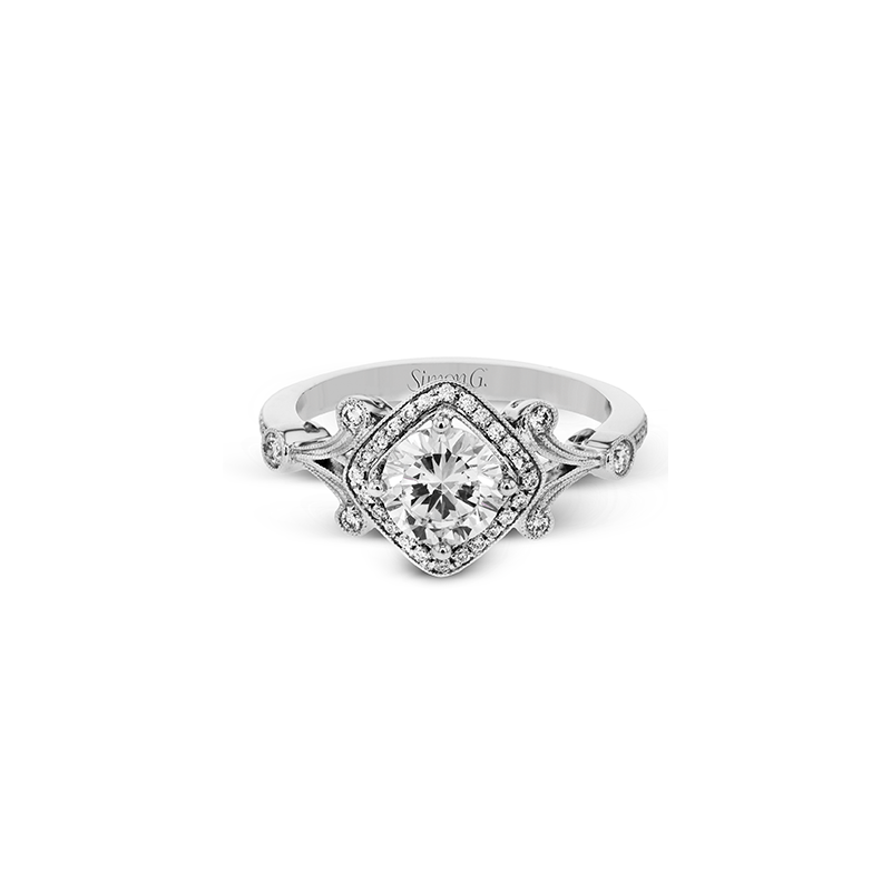 TR656 ENGAGEMENT RING