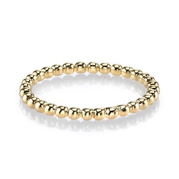 MARS 27029YG Stackable Ring