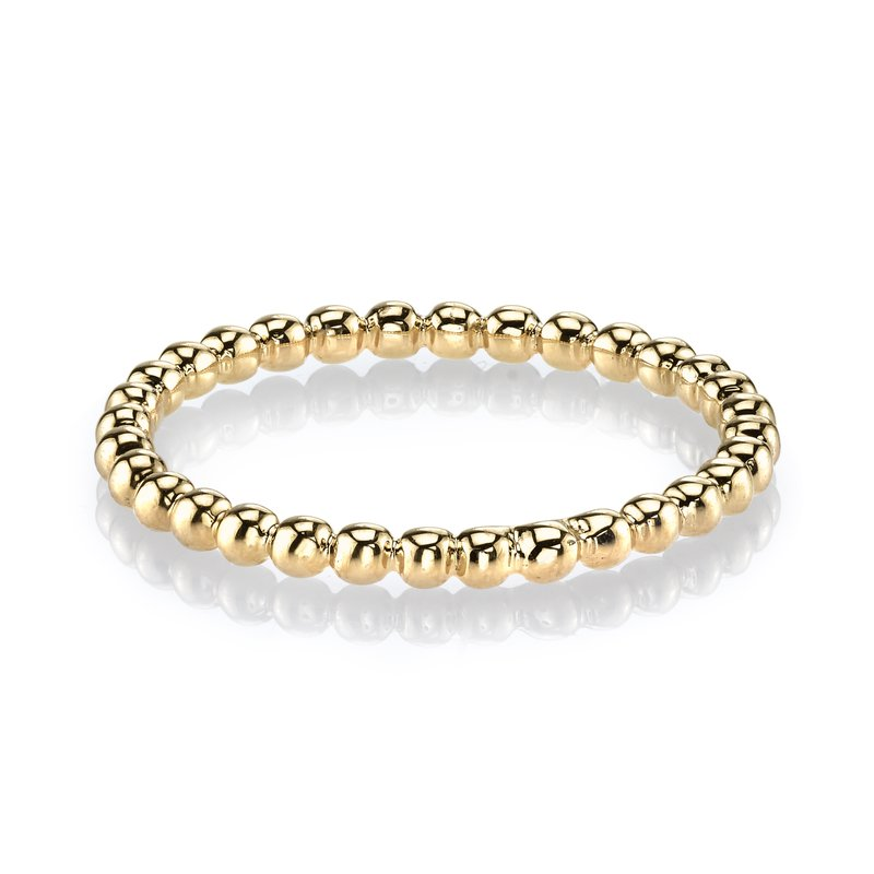 MARS Jewelry MARS 27029YG Stackable Ring