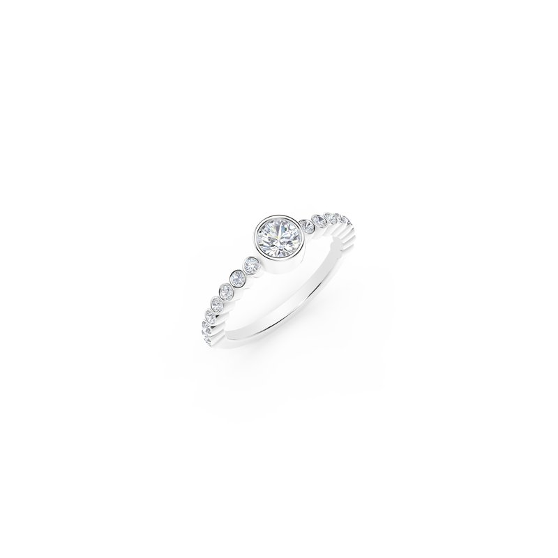 Forevermark Tribute Collection The Forevermark Tribute™ Collection Diamond Stackable Ring
