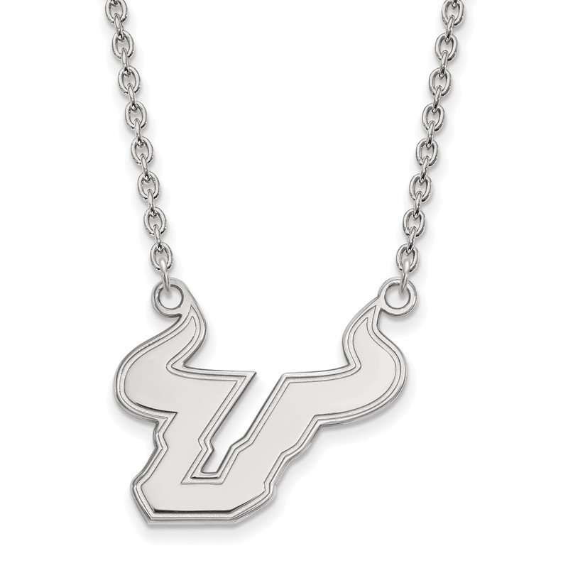 NCAA Gold University of South Florida NCAA Necklace