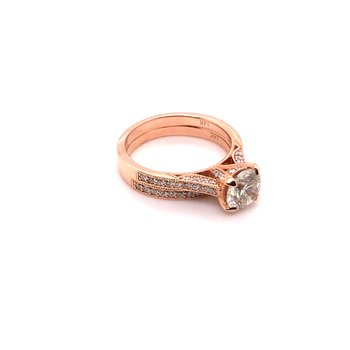 14k Gold Engagement Ring