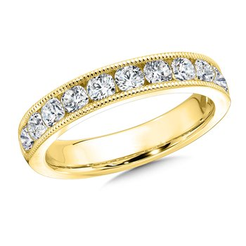 Diamond Annivarsary Band in 14K Yellow Gold (1ct. Tw.)