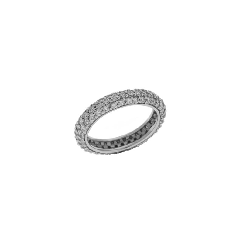 S. Kashi & Sons Bridal Diamond Eternity Band