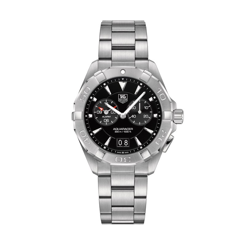 Tag Heuer Aquaracer 300M Quartz Alarm Watch