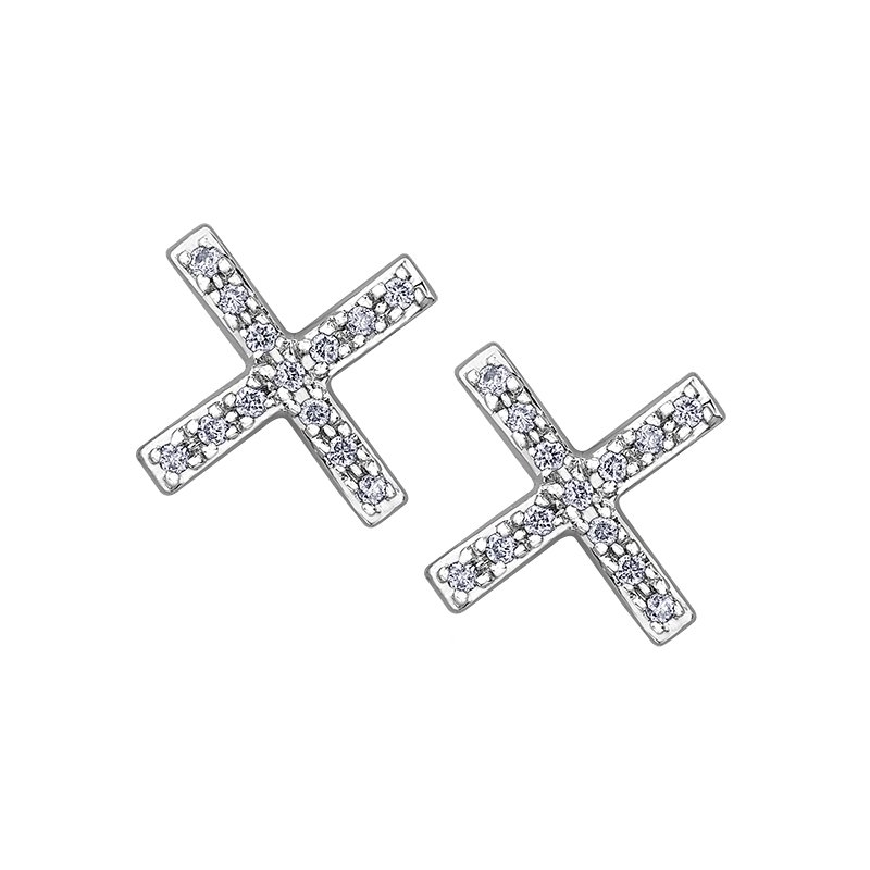 Diamond Days Diamond Earrings