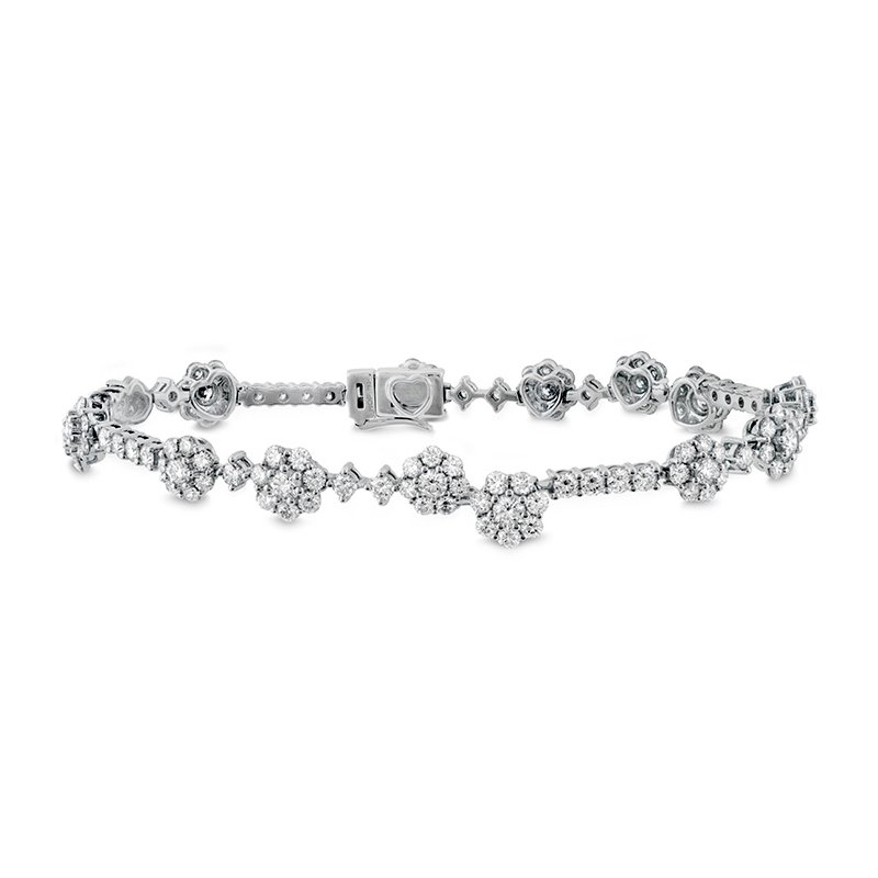 Hearts on Fire 5 ctw. Beloved Line Bracelet