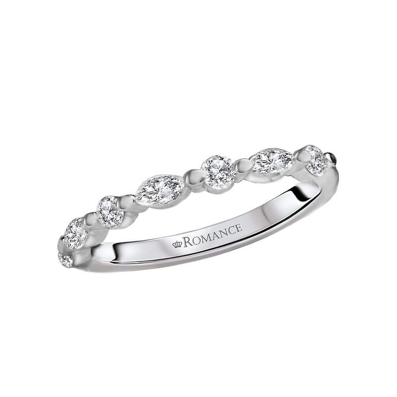 Romance Classic Matching Wedding Band