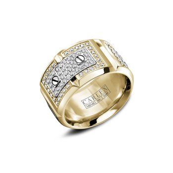 Carlex Generation 2 Ladies Fashion Ring WB-9895WY-S6