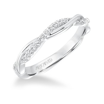 ArtCarved Tala Wedding Band