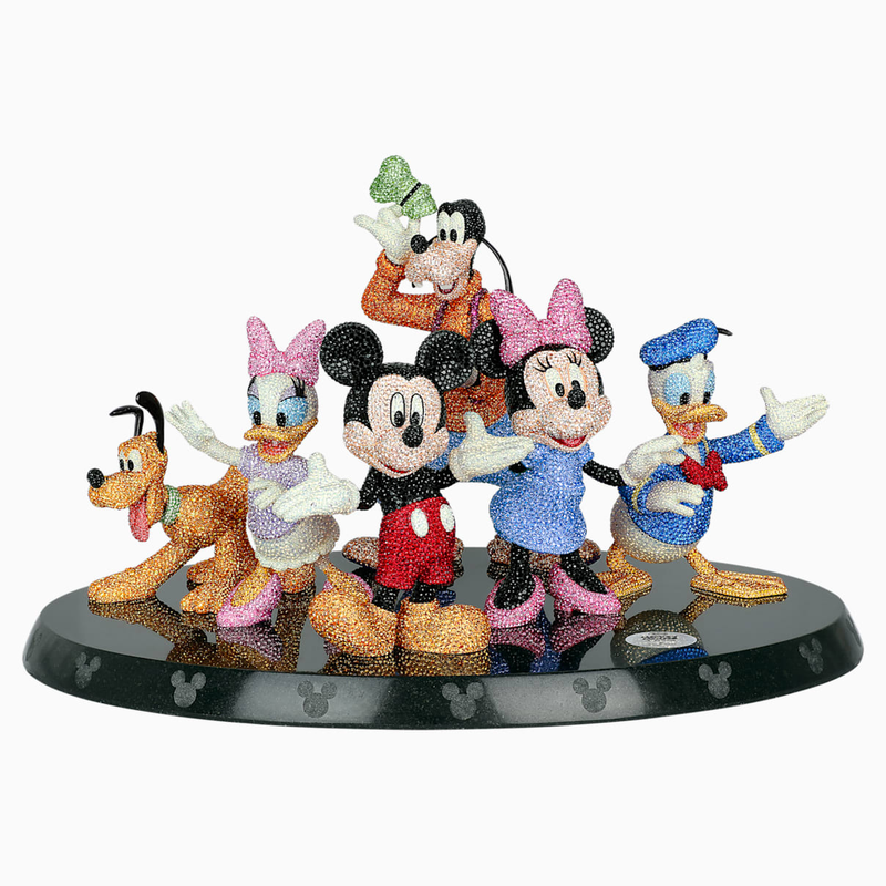 Swarovski Mickey and Friends, Limited Edition