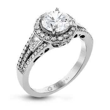 ZR1316 ENGAGEMENT RING