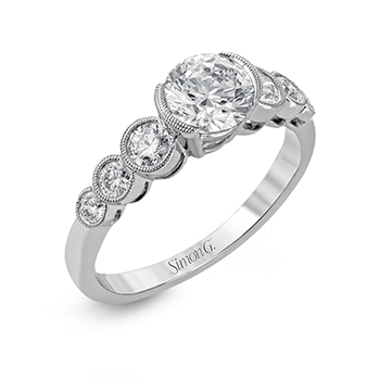 MR2602 ENGAGEMENT RING