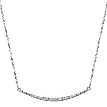Ladies Diamond Neckalce