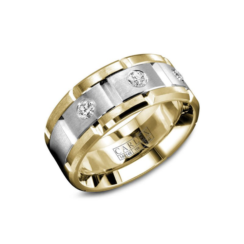 Carlex Carlex Generation 1 Mens Ring WB-9211WY