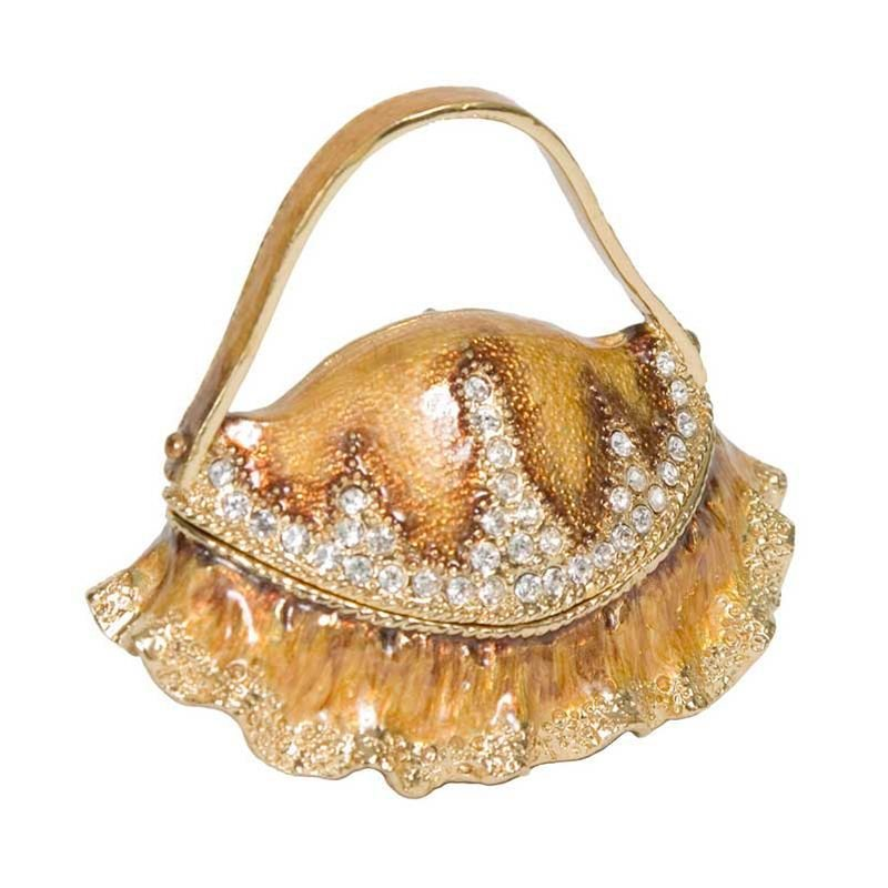 Luxury Giftware by Jere Lady's Purse with Lace