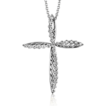 ZP412 CROSS PENDANT