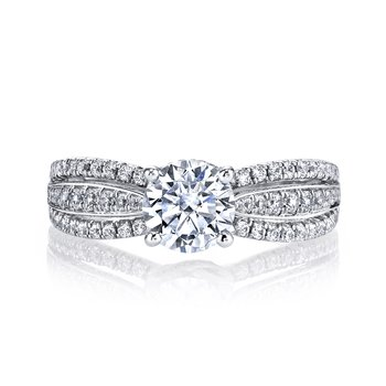 MARS Jewelry - Engagement Ring 26099