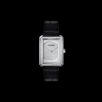 Boy.Friend Prestige White Gold with Diamonds