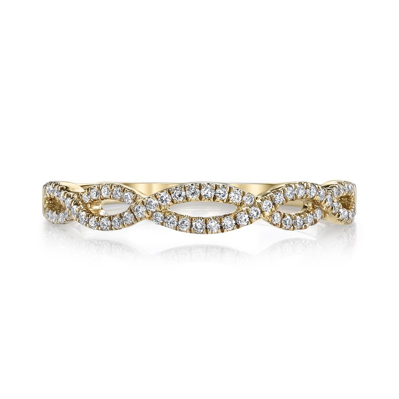 MARS Jewelry MARS 25162B Diamond Fashion Band 0.18 ctw
