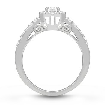 WS - The Annette Carriage Ring