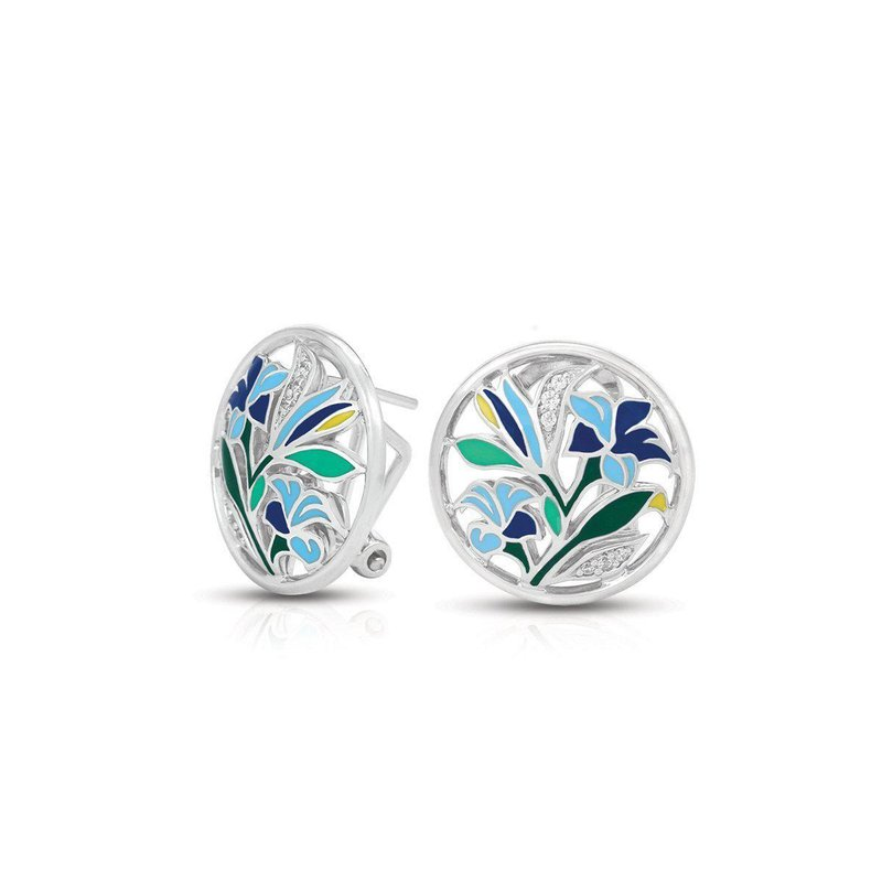 Belle Etoile Morning Glory Earrings