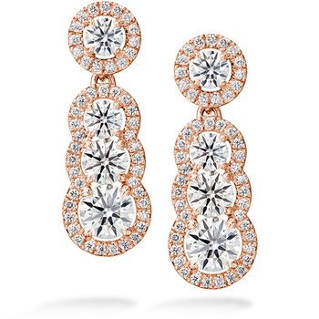 2.81 ctw. Aurora Drop Earrings