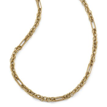 Leslie's 14k Yellow Gold Link Necklace