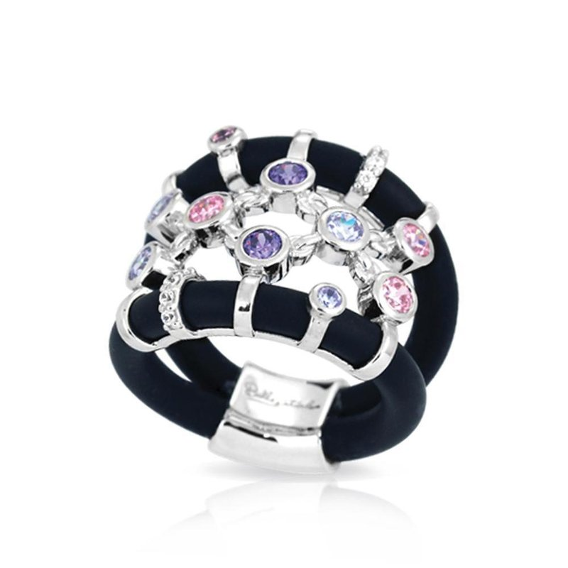 Belle Etoile Lattice Ring
