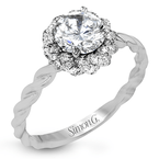 Simon G LR1133 ENGAGEMENT RING