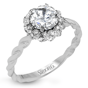LR1133 ENGAGEMENT RING
