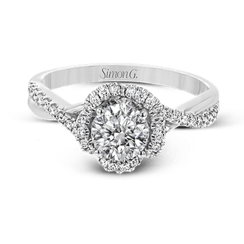 LR2135 ENGAGEMENT RING
