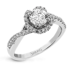 Simon G LR2135 ENGAGEMENT RING