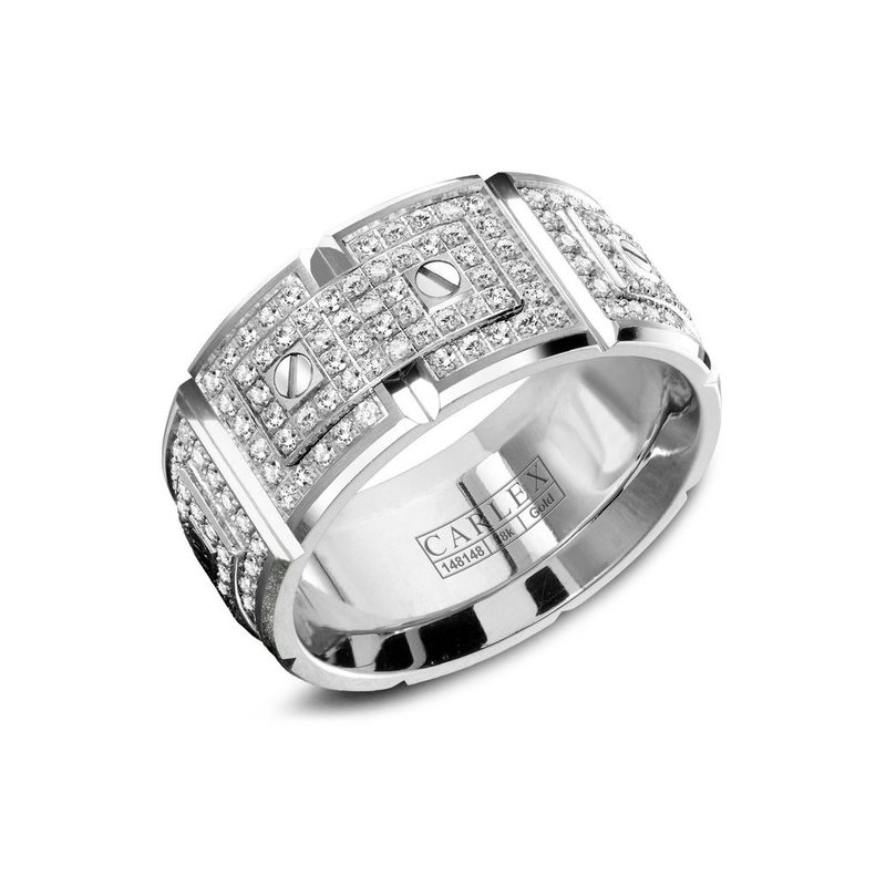 Carlex Carlex Generation 2 Mens Ring WB-9797WW