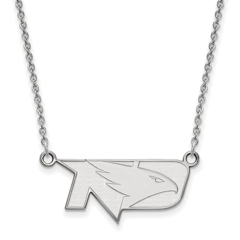 NCAA Sterling Silver University of North Dakota NCAA Necklace