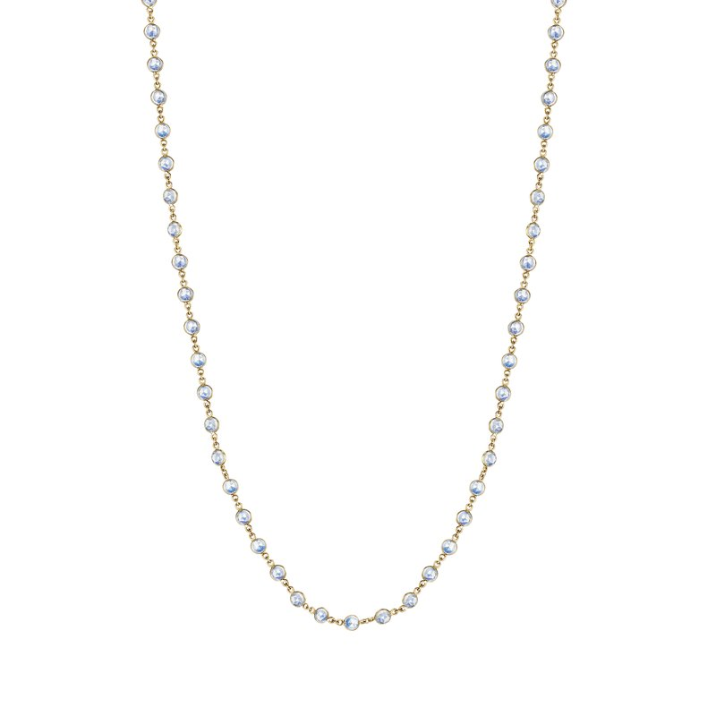 "Penny Preville 34"" Moonstone Chain"
