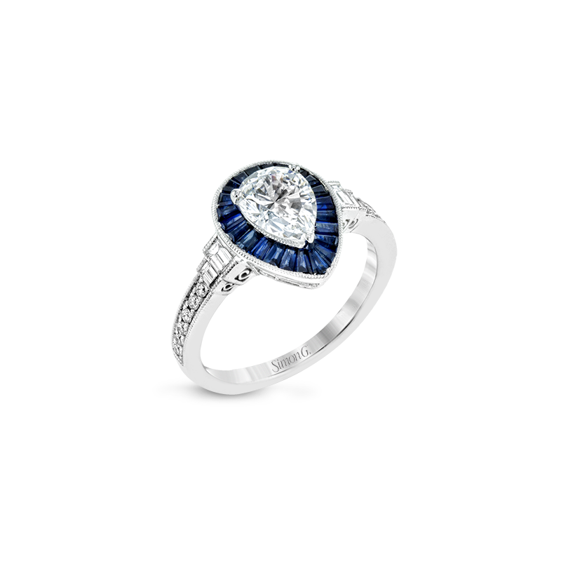 LR1187 ENGAGEMENT RING
