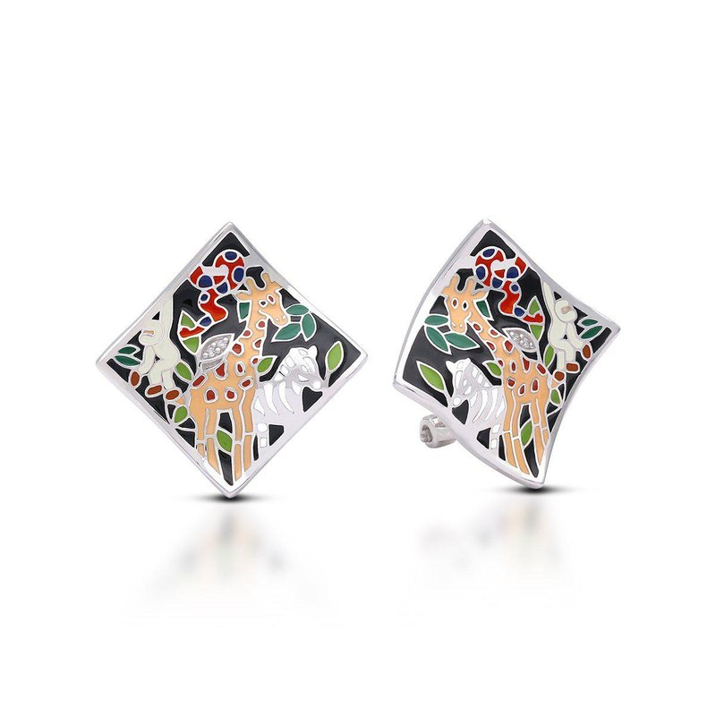 Belle Etoile Serengeti Earrings