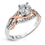 Zeghani ZR1190 ENGAGEMENT RING