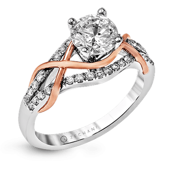ZR1190 ENGAGEMENT RING