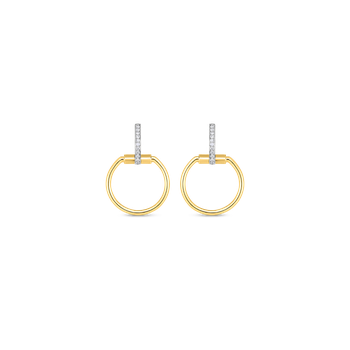 #19691 Of Earrings With Diamonds