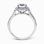Simon G TR585 WEDDING SET