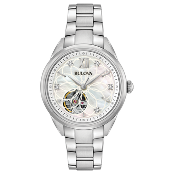 Bulova Diamond Collection Ladies Watch