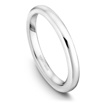 Noam Carver Wedding Band B038-02B