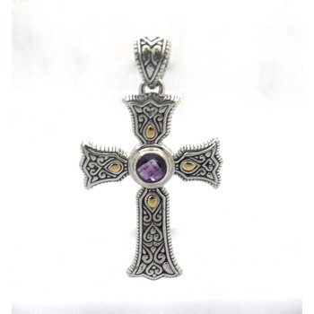 Ireland Cross Pendant