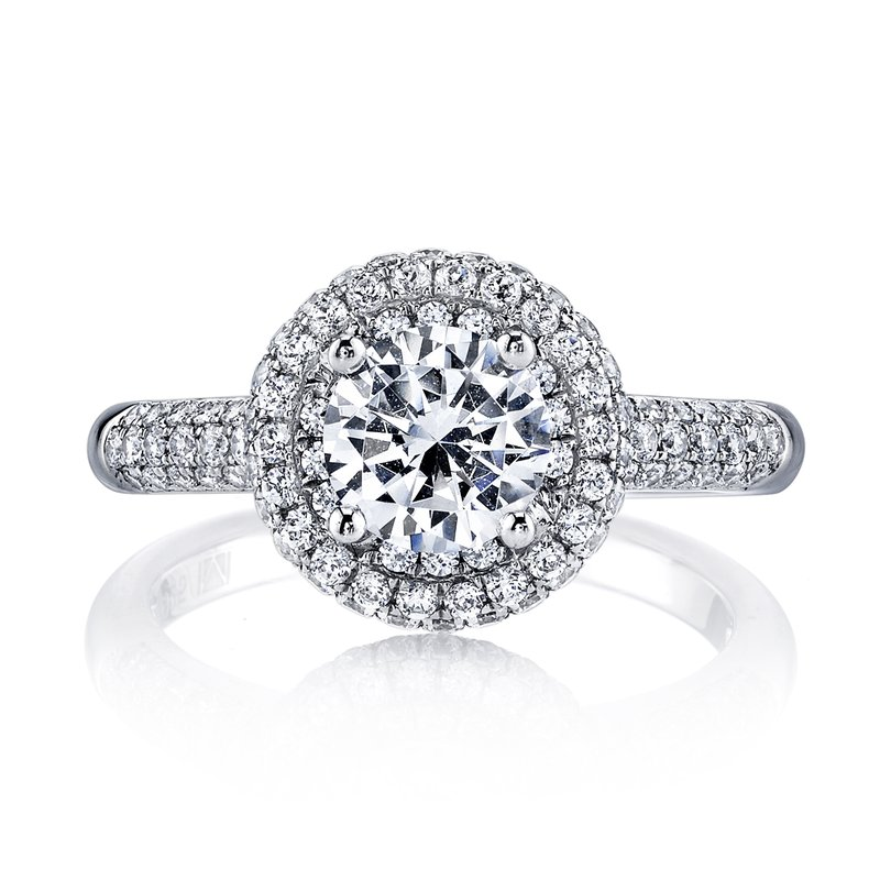 MARS Jewelry MARS 25132 Diamond Engagament Ring  0.79 Ctw.
