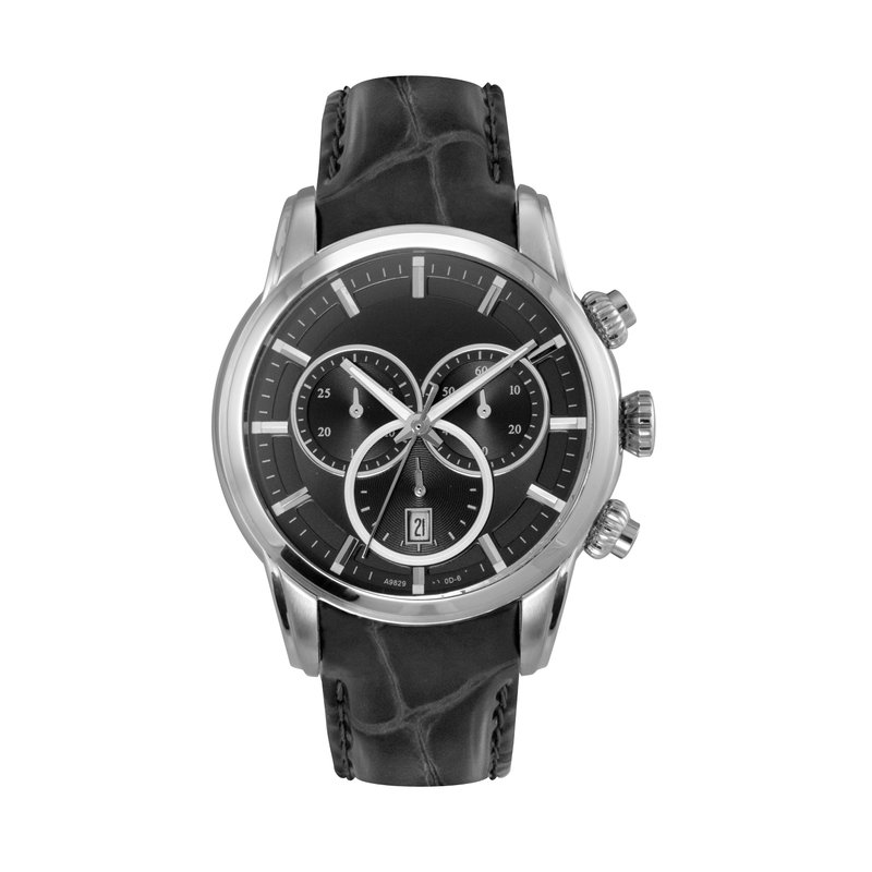 J.F. Kruse Watches a9829ws-blk