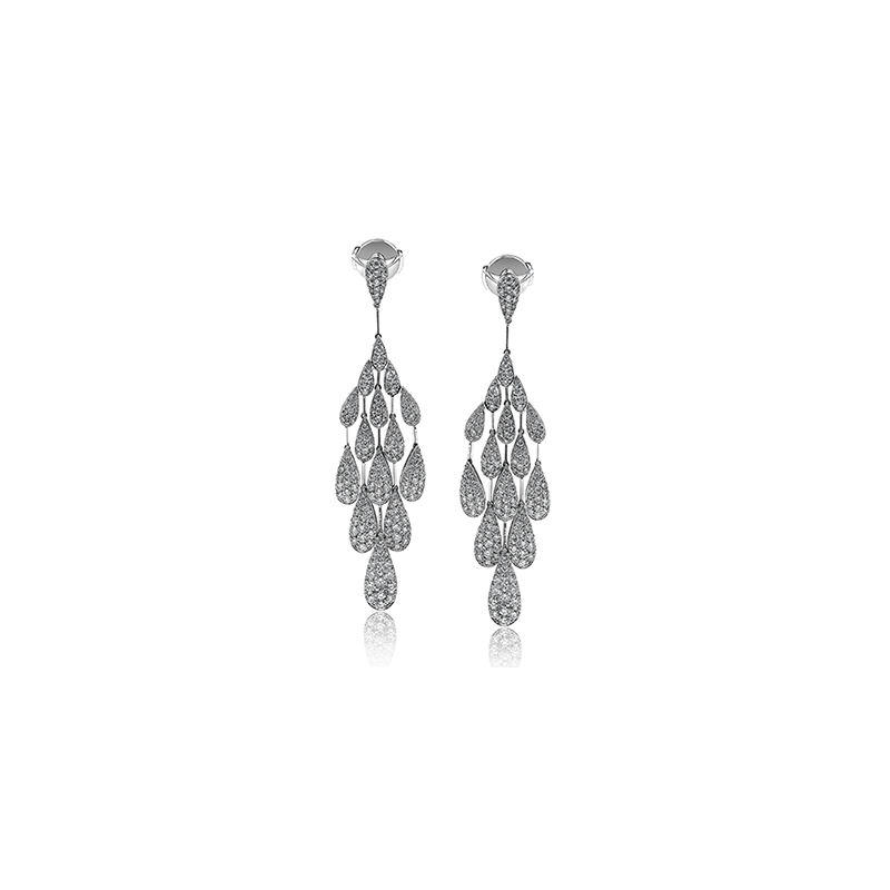 Simon G LP4313 EARRING