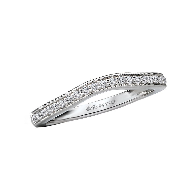 Romance Matching Wedding Band